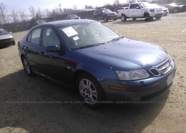 Inventory #687421074 2006 Saab 9-3
