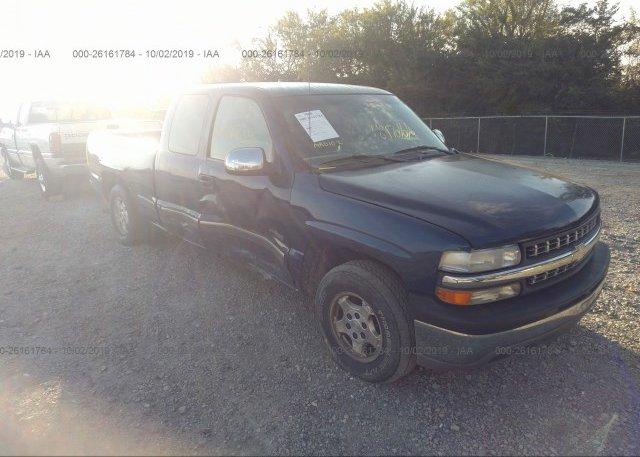 Inventory #364021143 2002 Chevrolet SILVERADO