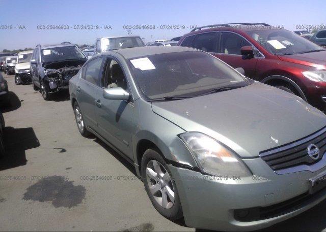 Inventory #740114925 2008 Nissan ALTIMA