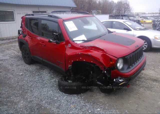 Inventory #130833165 2018 JEEP RENEGADE