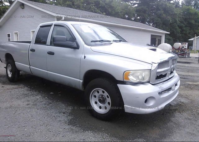 Inventory #513210141 2004 Dodge RAM 1500