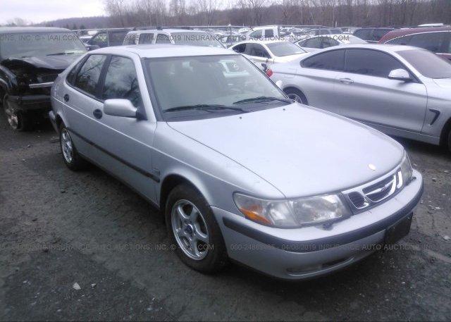 Inventory #858444772 2001 Saab 9-3