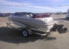 1997 LARSON 205 - LAR49994E798 rear view