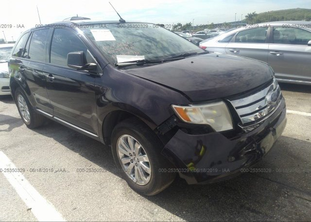 Inventory #261508751 2007 FORD EDGE