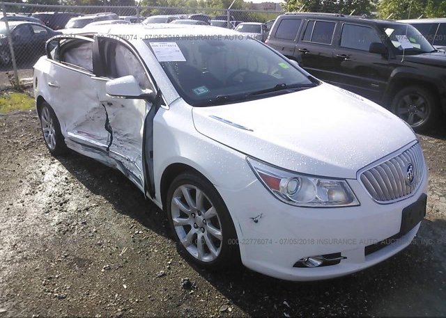 Inventory #460457627 2012 Buick LACROSSE