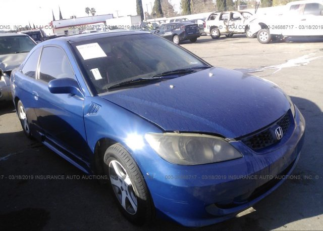 Inventory #896878704 2004 Honda CIVIC