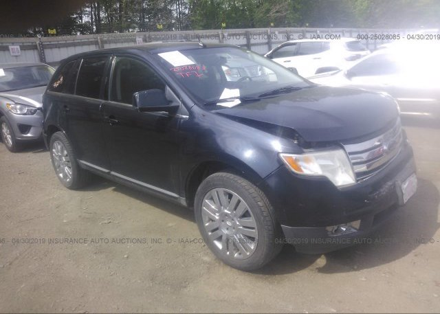 Inventory #197870927 2008 FORD EDGE