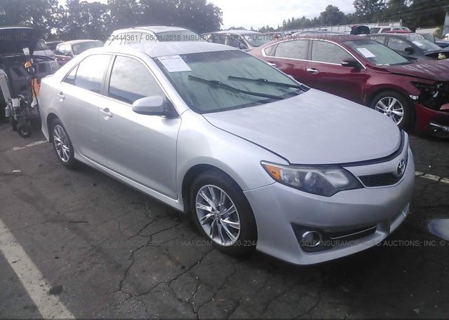 Inventory #620287702 2012 Toyota CAMRY