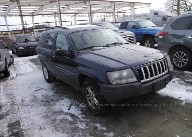 Inventory #186626972 2004 JEEP GRAND CHEROKEE