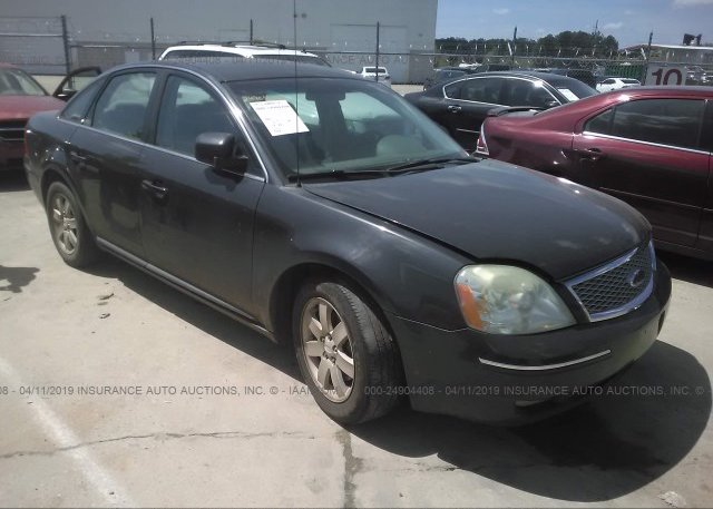 Inventory #106089397 2007 FORD FIVE HUNDRED