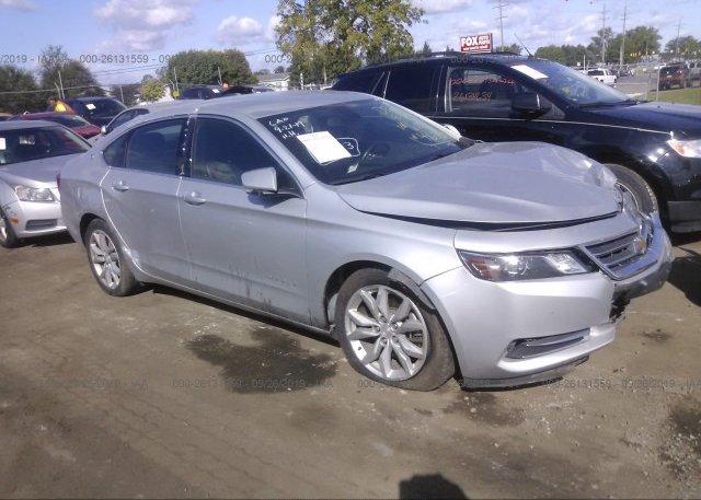 Online Car Auction >> 2g1105s35h9186119 Salvage Chevrolet Impala At Belleville