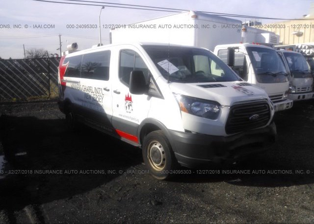 Inventory #372795121 2016 FORD TRANSIT