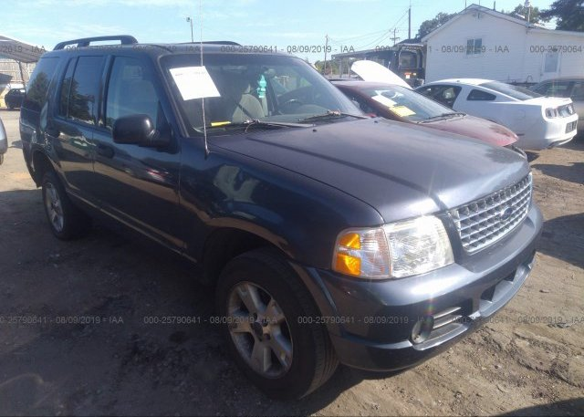 Inventory #904911426 2004 FORD EXPLORER