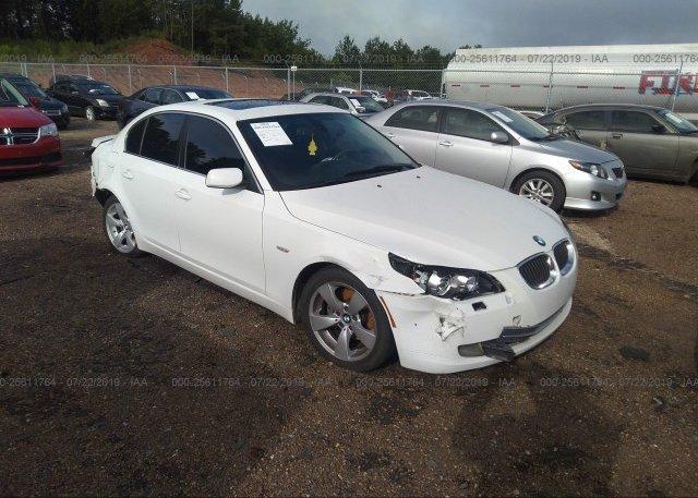 Inventory #522210887 2008 BMW 528