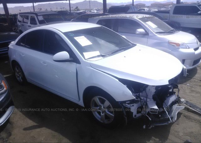 Inventory #382622016 2014 Chevrolet CRUZE