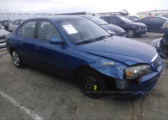 Inventory #226551872 2005 Hyundai ELANTRA