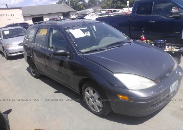 Inventory #429939211 2002 FORD FOCUS