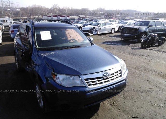 Inventory #366653465 2011 Subaru FORESTER