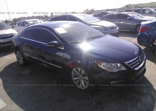 Inventory #143402186 2010 Volkswagen CC