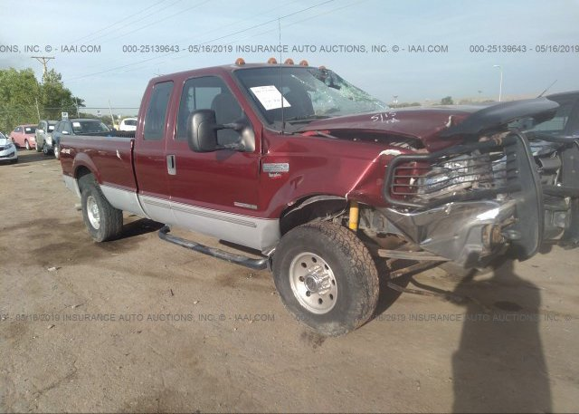 Inventory #113300168 1999 FORD F250