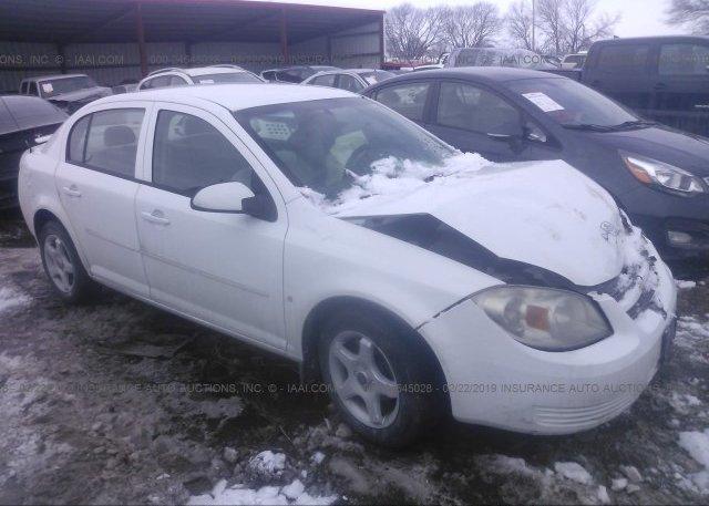Inventory #302125854 2009 Chevrolet COBALT