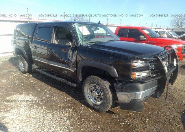Inventory #283212929 2006 Chevrolet SILVERADO