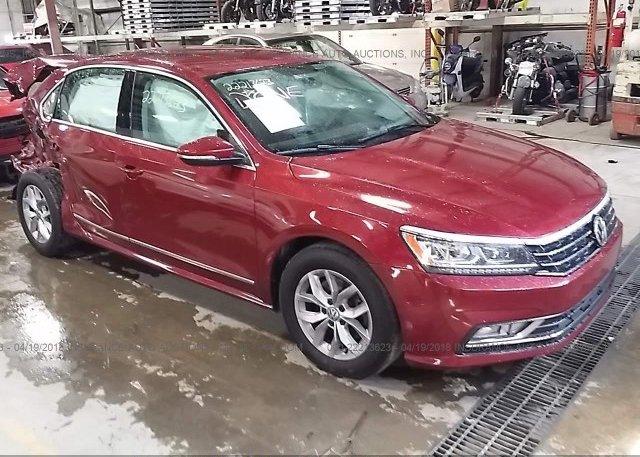 Inventory #127223515 2016 Volkswagen PASSAT