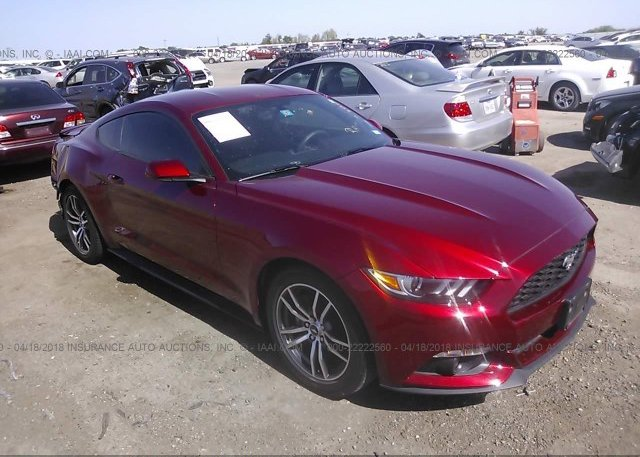 Inventory #707081187 2016 FORD MUSTANG