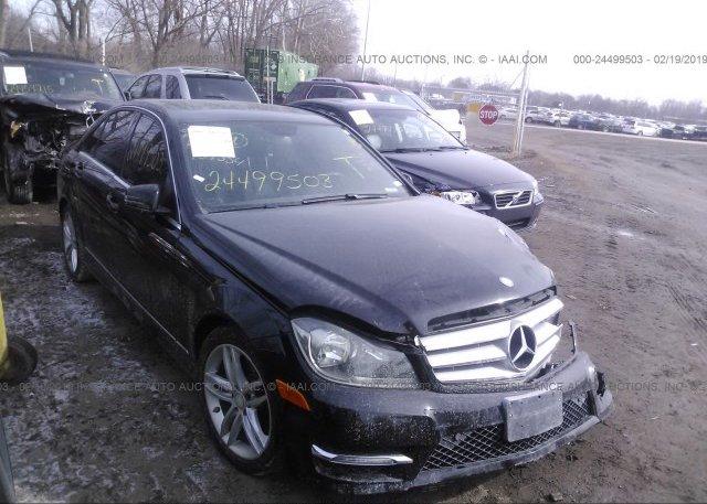 Inventory #248694899 2013 Mercedes-benz C