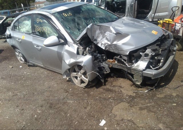 Inventory #512618205 2014 Chevrolet CRUZE