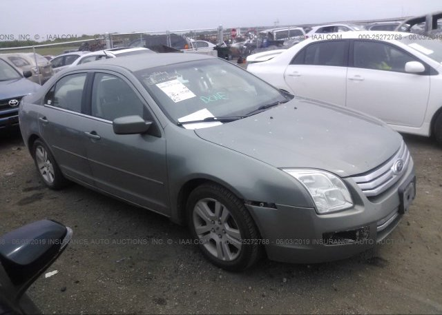 Inventory #379993289 2008 FORD FUSION