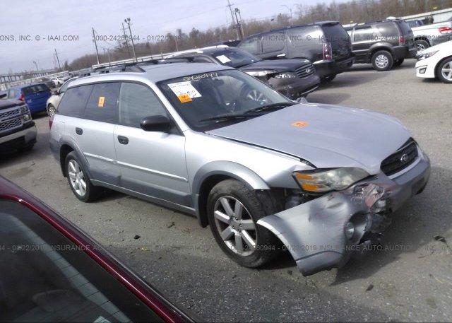 Inventory #248988737 2006 Subaru LEGACY