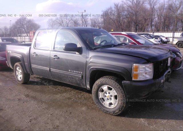 Inventory #420397003 2011 Chevrolet SILVERADO