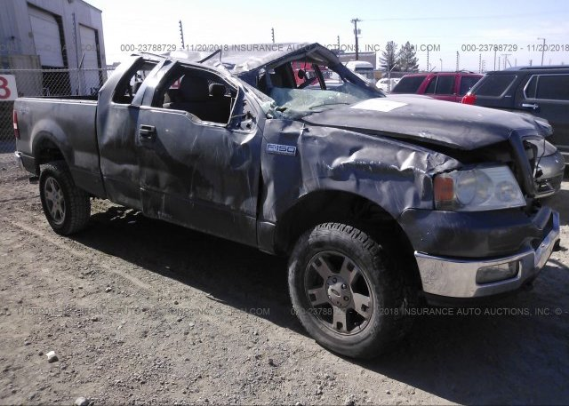 Inventory #465172244 2005 FORD F150