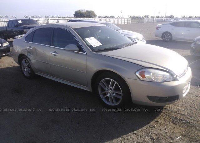 Inventory #287788821 2010 Chevrolet IMPALA