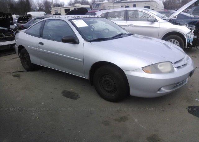 Inventory #354415530 2004 Chevrolet CAVALIER