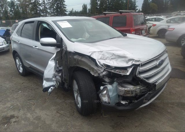 Inventory #524016229 2015 FORD EDGE