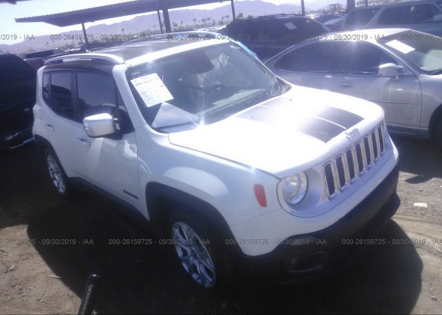 Inventory #867792883 2016 JEEP RENEGADE