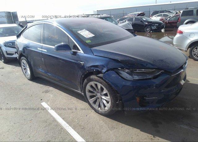 Inventory #798835737 2018 Tesla MODEL X