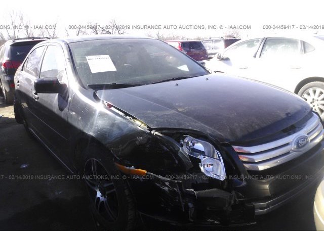 Inventory #168960944 2007 FORD FUSION