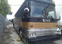 1984 MOTOR COACH INDUSTRIES TRANSIT BUS - 1M89CM6AXEP038728 Left View