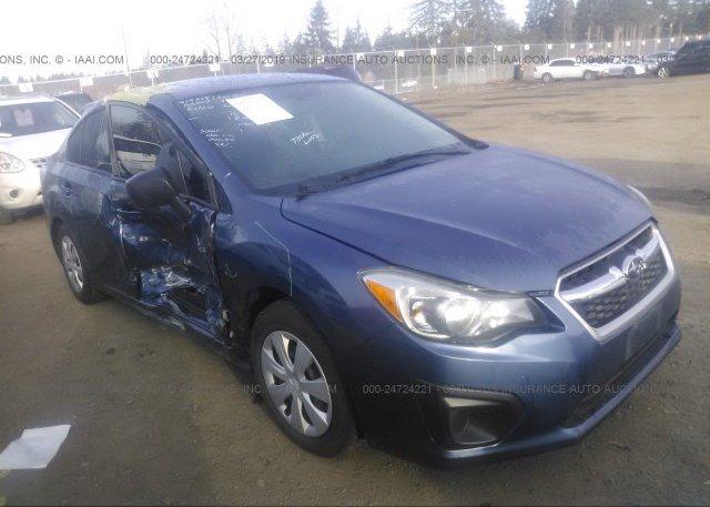 Inventory #750695153 2013 Subaru IMPREZA