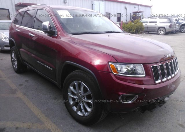 Inventory #952240456 2014 JEEP GRAND CHEROKEE