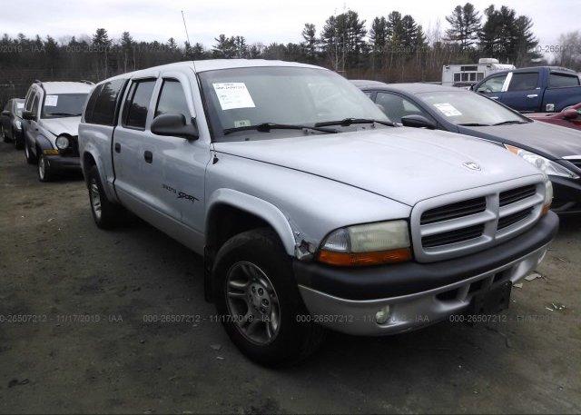 Inventory #536297195 2001 Dodge DAKOTA