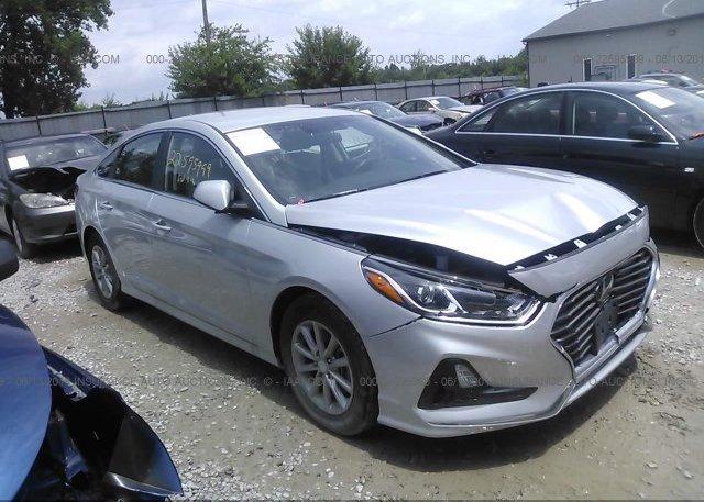 Inventory #473521032 2018 Hyundai SONATA