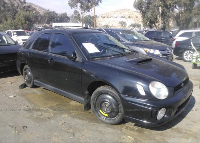 Inventory #940853384 2002 Subaru IMPREZA
