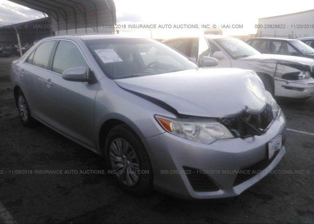 Inventory #297127768 2013 Toyota CAMRY