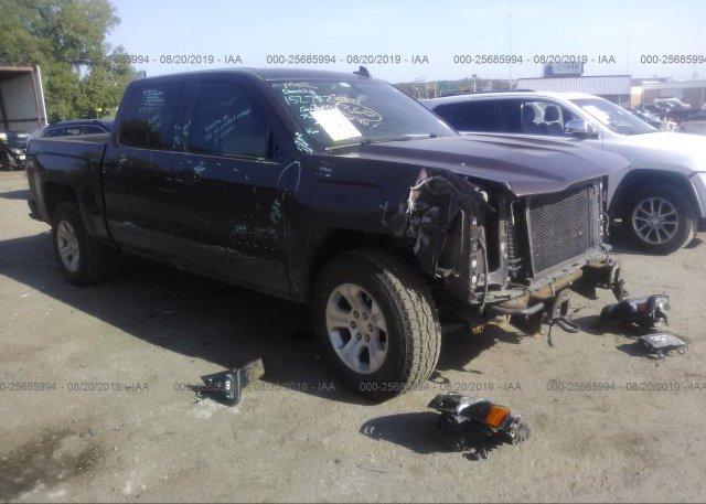 Inventory #500961717 2016 Chevrolet SILVERADO