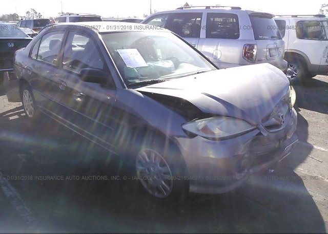 Inventory #211406254 2005 Honda CIVIC