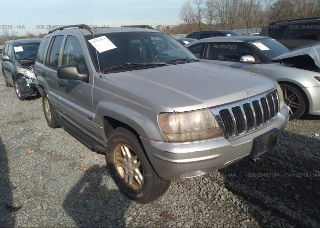Inventory #774373264 2002 JEEP GRAND CHEROKEE